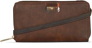 Baggit Ziparound Wallet (Brown)