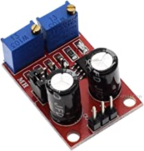 10PCS NE555 Módulo De Generador De Señal Frecuencia Ciclo De Trabajo Ajustable Onda Cuadrada