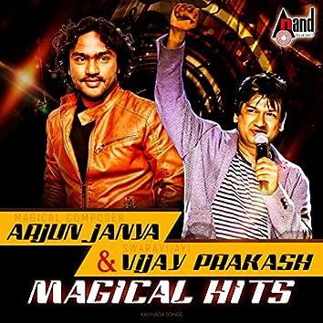 Arjun Janya & Vijay Prakash Musical Hits