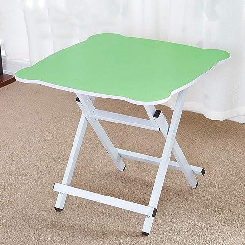 JiuErDP Table Pliante Table à Manger Maison Simple Petit ApparteHommest Table à Manger portable voitureré Petite Table Pliante Table à Manger Meubles Table Pliable