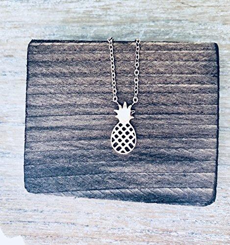 Pulsera de cadena de piña – Tamaño ajustable 15 – 21 cm