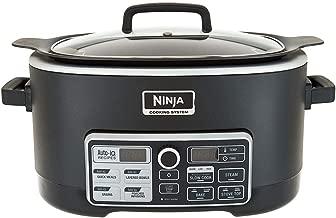 Ninja CS970QBK 4 in 1 6 Qt. Accutemp Slow Cooking System (Renewed)