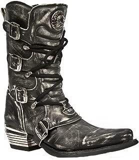 new rock mens boots