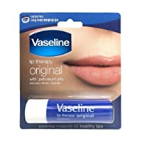5-Pack Vaseline Lip Therapy 0.16-Oz