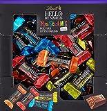 Lindt HELLO Mini Stick Mix Box 800g, gefüllt mit Mini Sticks in vier aufregenden Sorten, 1er Pack
