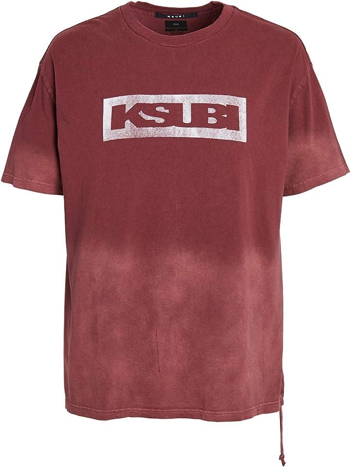 ksubi Men's Box Logo Biggie Tee
