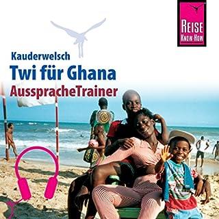 Twi für Ghana (Reise Know-How Kauderwelsch AusspracheTrainer) Titelbild