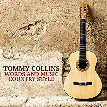 Words and Music Country Style