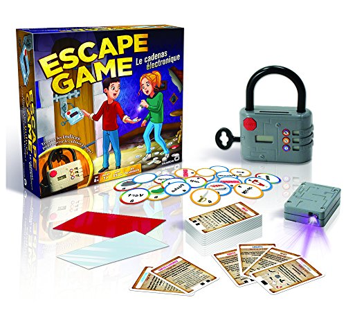 Le jeu Escape Game le cadenas électronique