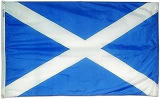 Scotland - St Andrews Cross - flag 3ft x 5ft Nylon