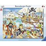 Ravensburger 06165 Angriff der Piraten, Multicolor