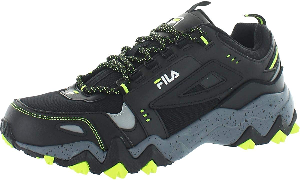 Fila Oakmont-TR Sneakers Men's Sales of SALE items from new works At the price of surprise Shoes Running Trail