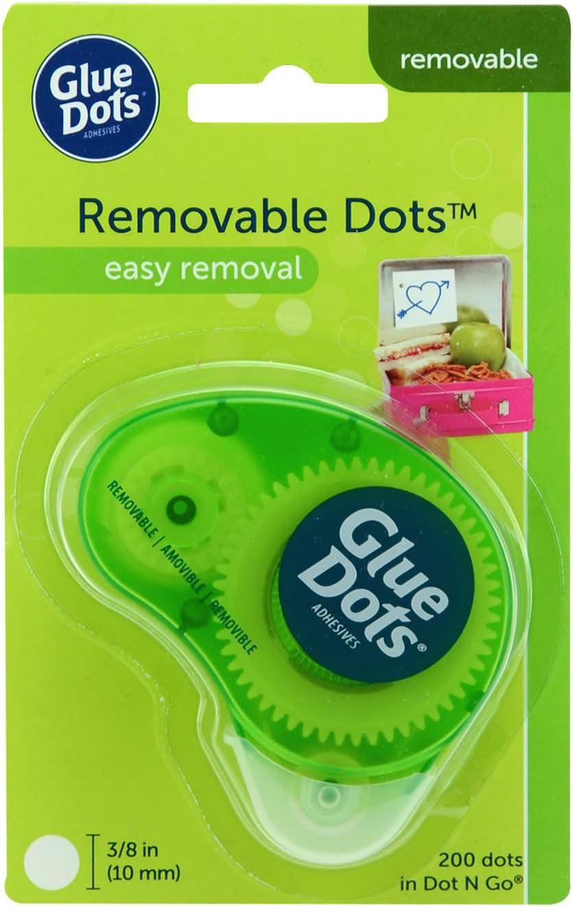 Glue Dots GD03669T - Dispensador de 3/8