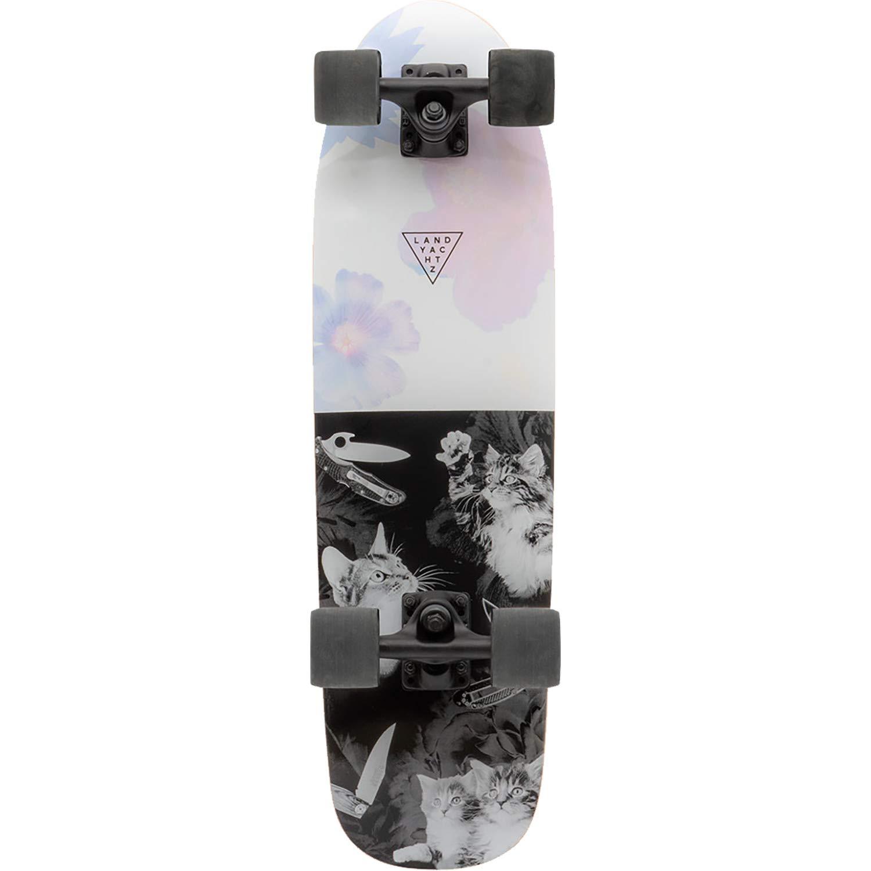 Landyachtz Fight Cruiser Longboard Skateboard