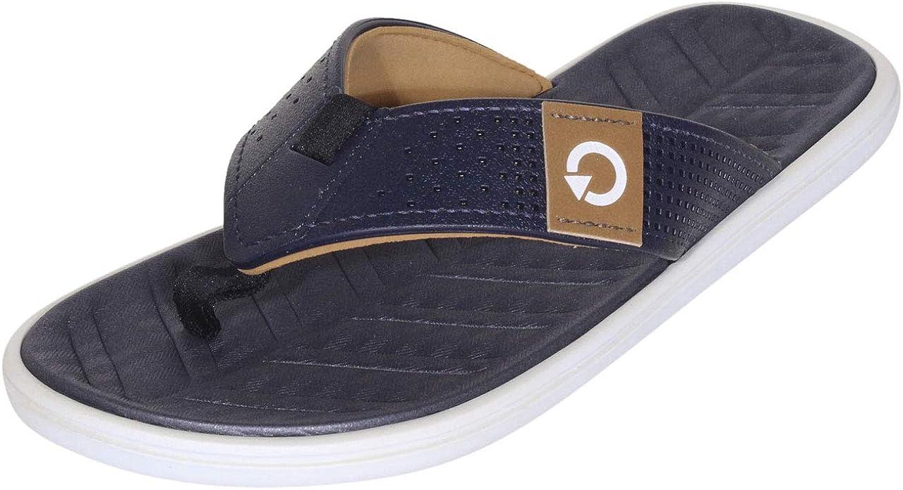 Cartago Malta-IV Flip Flops Men's Non-Slip Comfort Sandals Shoes