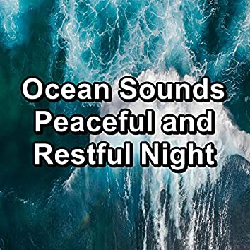 Ocean Sounds Peaceful and Restful Night