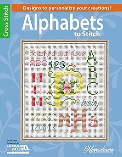 Best christmas alphabet cross stitch patterns Reviews