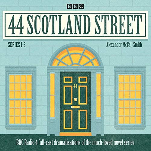 44 Scotland Street: Series 1-3 audiobook cover art