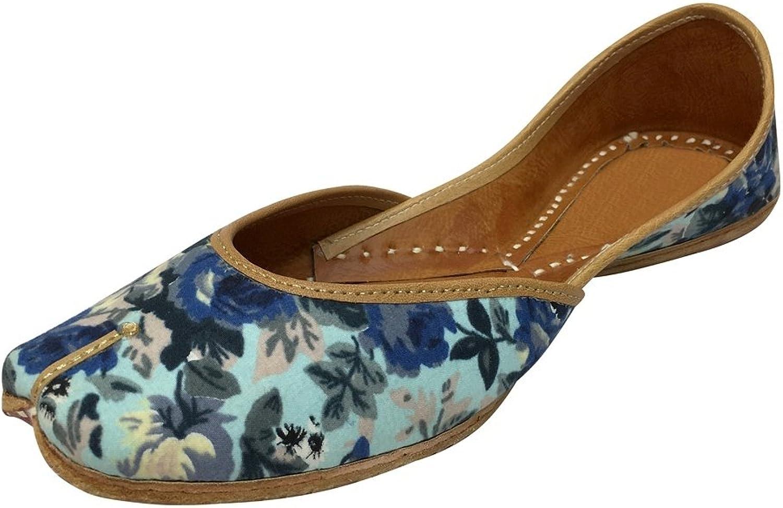 Step n Style Indian shoes Punjabi Jutti Khussa shoes Sandal Mojari Women Flip Flop