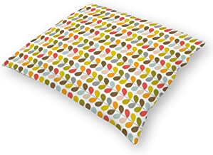Decorative Pillow Covers Stem Pattern Orla Kiely Throw Pillow Case Cushion Cover Home Decor,Square 18 X 18 Inches