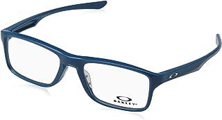 caaa30c36 Oakley PLANK 2.0 OX8081 808105 Azul Lente Transparente Tam 53