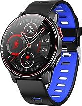 UIEMMY slim horloge 1.28 inch Sport Slaapmonitor Smart Horloge Waterdicht Lange stand-by Batterij Hartslag Bloedzuurstof T...