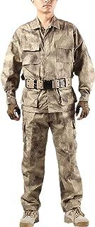Boolee BDU Uniform Set ACU DCU CP Jacket & Pants Suit