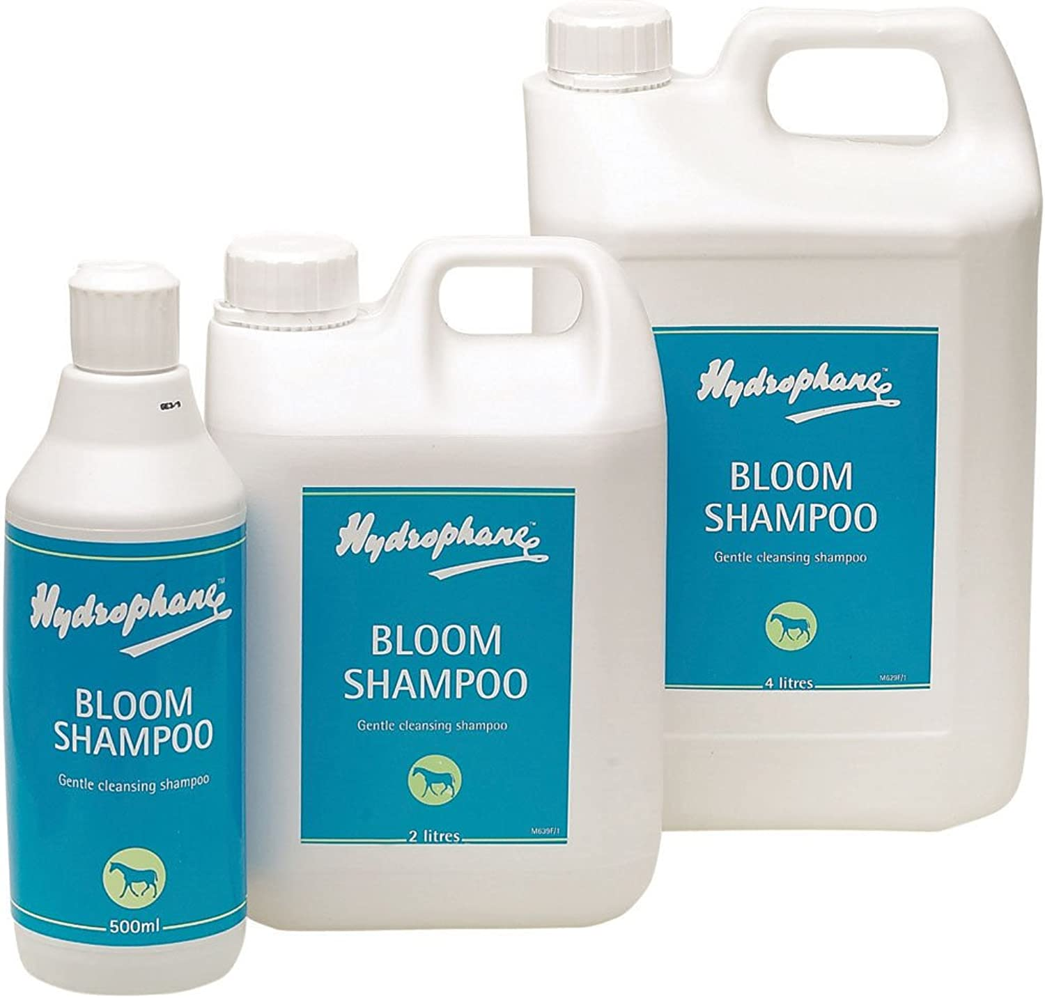 Bloom Shampoo, Hydrophane, Horse Shampoo and Conditioners, 4.0L