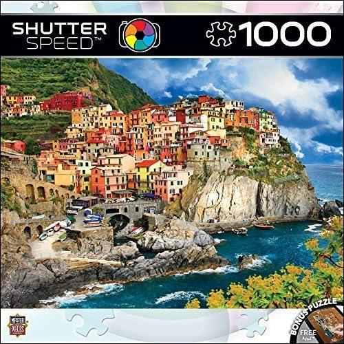 grandes ofertas MasterPieces MasterPieces MasterPieces Shutter Speed Edge of the World Puzzle (1000 Piece) by MasterPieces  nueva marca