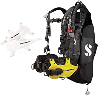 Scubapro Hydros Pro w/5th Gen. Air2 Womens BCD - Yellow Large