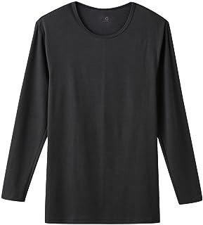[グンゼ] インナーシャツ YG HEAT&WARMシリーズ 9分袖 YV8108N メンズ