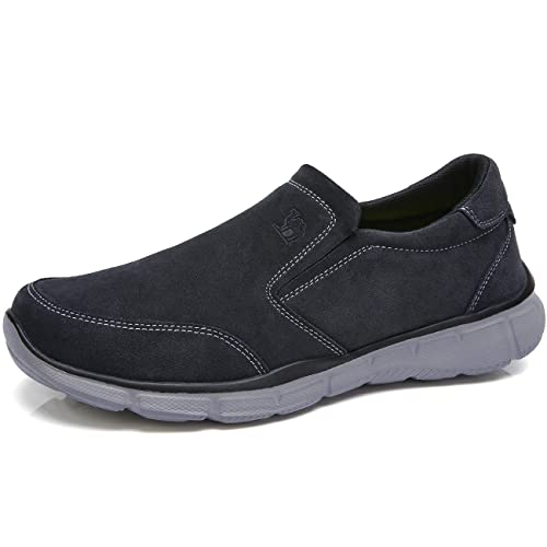 best website sports shoes high quality Mens Slip On Leather Shoes: Amazon.co.uk
