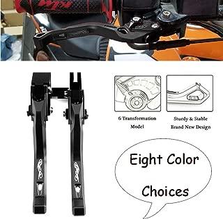 Motorcycle CNC Aluminum Short Brake Clutch Lever Suitable For Yamaha MT-07 FZ07 2014-2018 / MT-09 2014-2018 / FZ1 FAZER 2006-2015 / FZ6R 2009-2015 / XJ6 DIVERSION 2009-2015