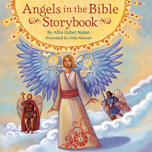 Angels in the Bible Storybook Titelbild