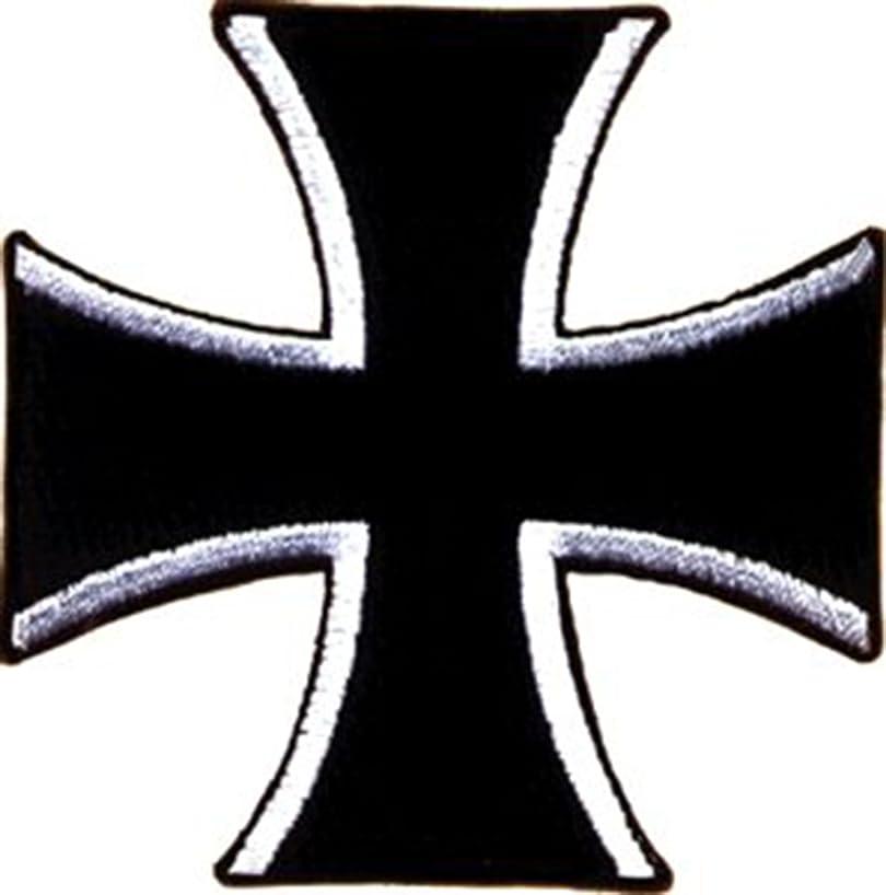 Application Iron Cross Patch