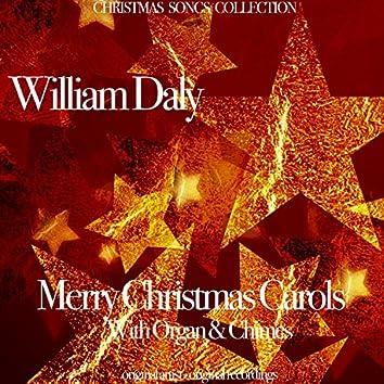 merry Christmas Carols with Organ & Chimes