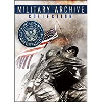 Military Archive Collection: Classified Films From [DVD] [Import]