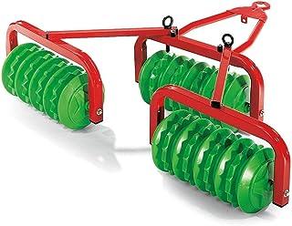 Rolly Toys rollyRoller Walzen für Trettraktoren für Kinder von 3 - 10 Jahre, Metall-Kunststoffkombination 123841