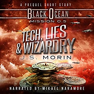 Tech, Lies, and Wizardry cover art