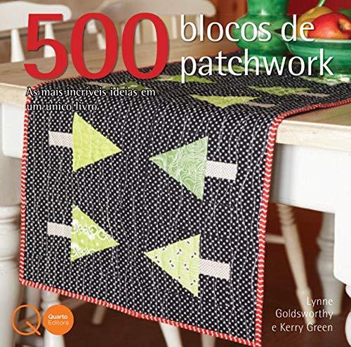 500 blocos de patchwork