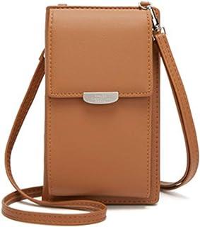 Beacone Crossbody CellPhone Purse Wallet Small Crossbody Phone Bag Pouch Handbags for Women Girls