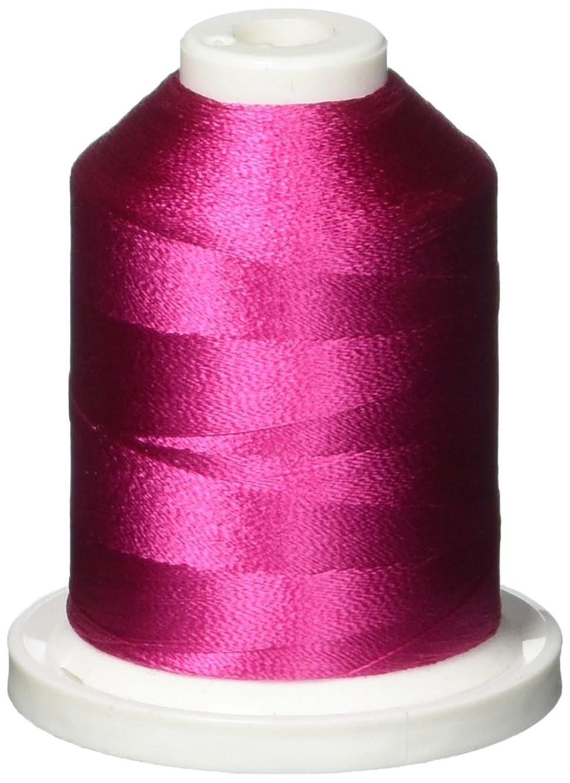 Robison-Anton Rayon Super Strength Thread, 1100-Yard, Ruby Glint