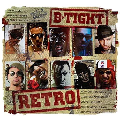 B-Tight feat. feat. Sido