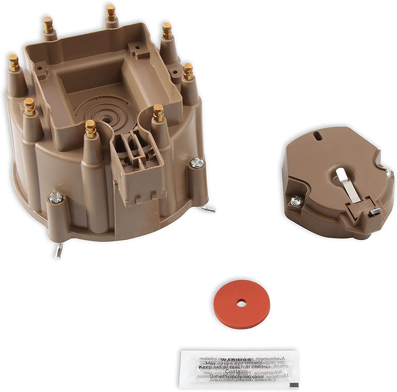 Max 73% OFF ACCEL 8122 Distributor Cap Rotor Fresno Mall HEI Style Tan Kit -