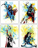 Tangible Prints Thor Film Poster Wall Decor – Chris