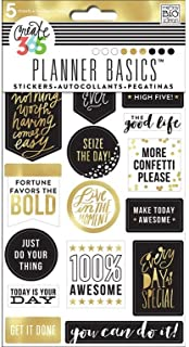 Best gold planner stickers Reviews