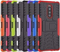 جراب FanTing لهاتف Nokia X71، غطاء قابل للفصل 2 في 1 مقاوم للصدمات [مقاوم للسقط] [عالي التأثير] [شديد التحمل] [بولي يوريثان + PC] مع جراب واقٍ لوظيفة الوقوف Nokia X71 Nokia X71
