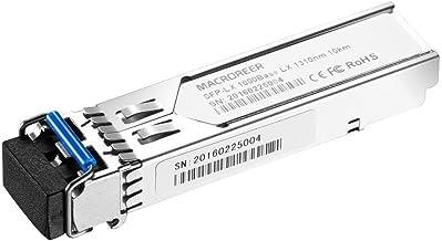 5 Pack C2G HP J4858C Compatible 1000Base-SX MMF SFP Mini-GBIC J4858C-LEG-5PK Transceiver Multipack TAA Compliant