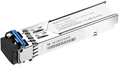Macroreer Replacement for 1000Base-SFP LX Transceiver HP J4859C
