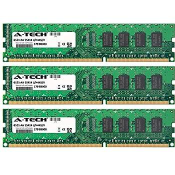 12GB KIT  3 x 4 GB  for Asus Sabertooth Series X58 DIMM DDR3 Non-ECC PC3-8500 1066MHz RAM Memory Genuine A-Tech Brand.